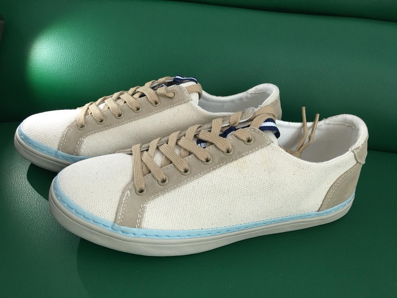 Giày vải cao cấp Aseco